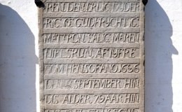 Unique books on gravemarker lettering